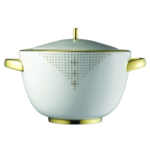$870.00 Covered Vegetable Bowl/Soup Tureen