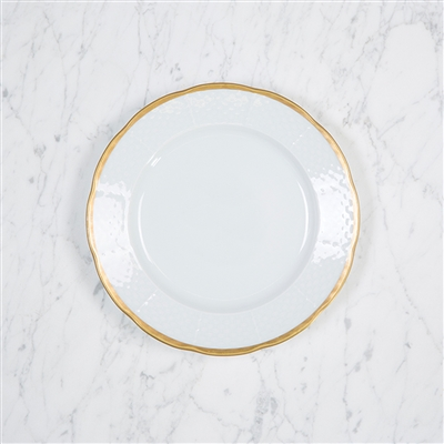 Weave Simply White 24Kt Gold collection