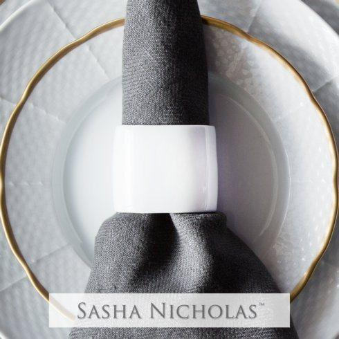 Oval Napkin Ring collection with 1 products