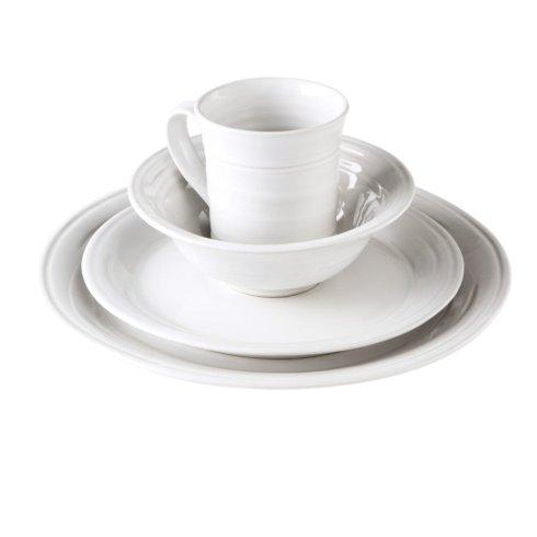 Simon Pearce  Belmont Dove Cereal Bowl Four Piece Place Setting $125.00