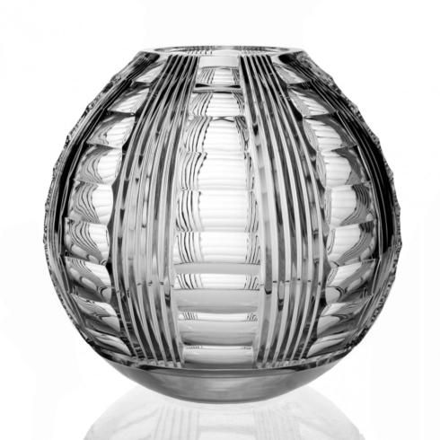"""$875.00 Spherical Vase, 11"""""""