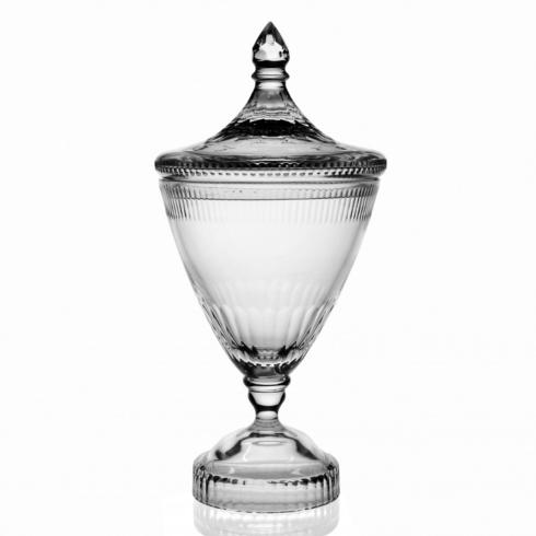 """$1,050.00 Covered Vase, 14"""""""
