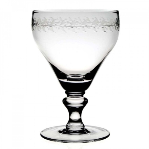 William Yeoward  Bay (Country) Goblet $82.00