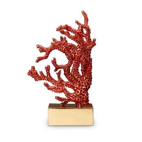 $925.00 Coral Bookend