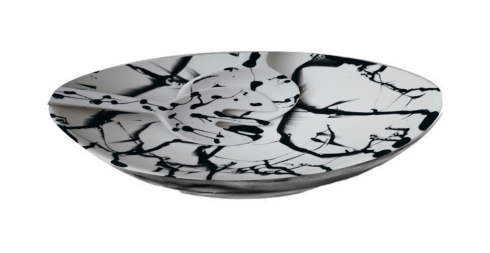 Nashi Home   Classical Large Bowl-Splatter $104.95