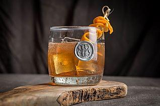 $14.95 Jubilee Double Old Fashioned w/Initial