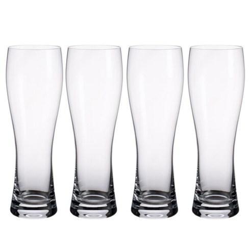 Villeroy & Boch  Glassware Purisimo Beer Goblet-Set/4 $44.95