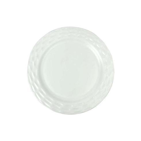 Truro White Salad Plate