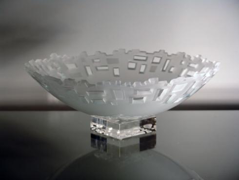 $650.00 Loft Bowl-Ice