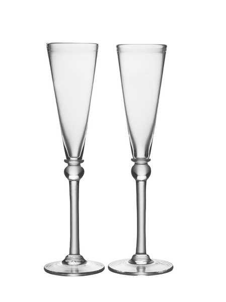 Hartland Champagne Flutes-Pair collection with 1 products