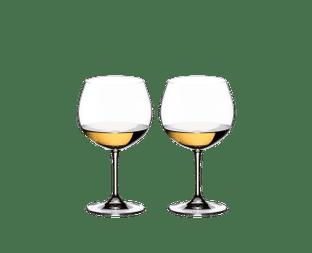 Riedel   Vinum Oaked Chardonnay-Pair $58.95