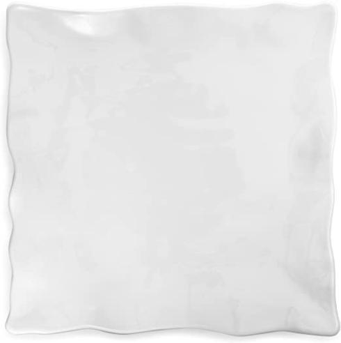 Q Squared  Ruffle Square Platter $48.95