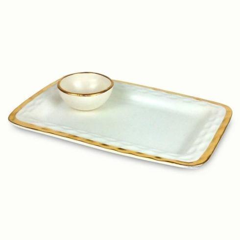 Michael Wainwright   Truro Gold Chip & Dip $125.00