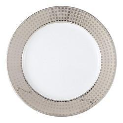 $97.00 Athena Platinum Accent Salad Plate