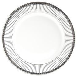 $86.00 Athena Platinum Studio Dinner Plate