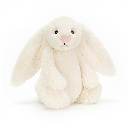 $14.95 Bashful Small Beige Bunny