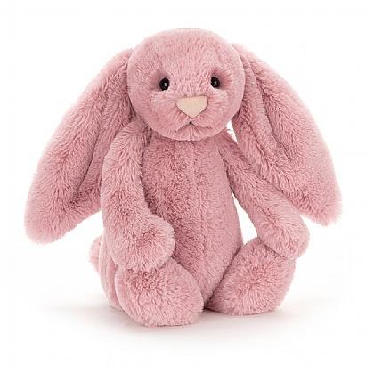 $14.95 Bashful Small Bunny-Pink