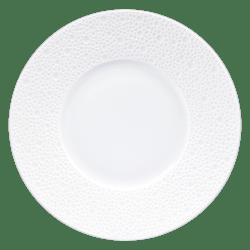 $41.00 Ecume White Bread & Butter Plate