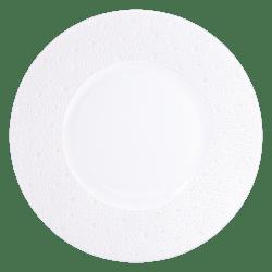 $51.00 Ecume White Salad Plate