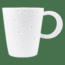 $76.00 Ecume White Mug