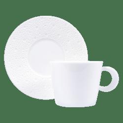 $38.00 Ecume White Tea Saucer