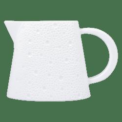 $216.00 Ecume White Creamer