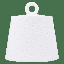 $267.00 Ecume White Sugar Bowl
