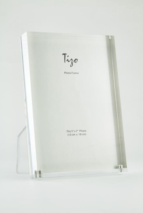 Tizo Designs   Acrylic Frame 5x7 $46.95