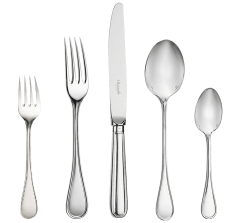 Silverplated Flatware collection with 36 products