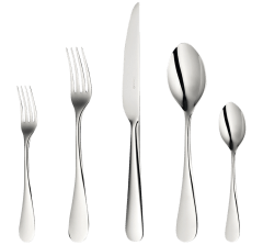 Stainless Steel Flatware collection with 15 products
