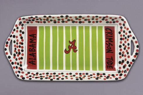 $44.95 Alabama Stadium Platter