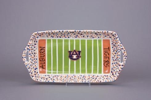 Magnolia Lane   Auburn Stadium Platter $44.95
