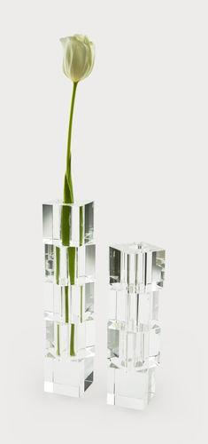 Tizo Designs   Stacked Block Vase-Large $59.95