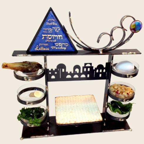 $400.00 Stacked Seder Plate