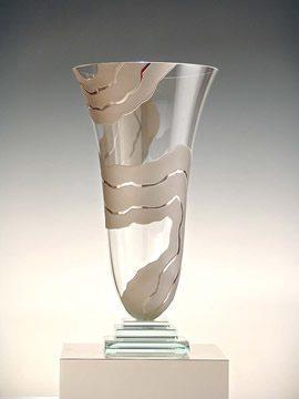 $700.00 Rio De Janeiro Vase-Silver