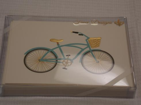 Frametech Exclusives   Bicycle Note Cards $17.50