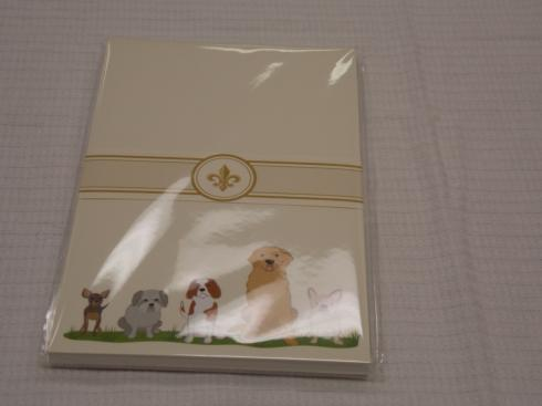 Frametech Exclusives   Dogs Note Pad $11.50