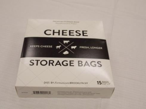 Frametech Exclusives   Cheese Storage Bags $9.25