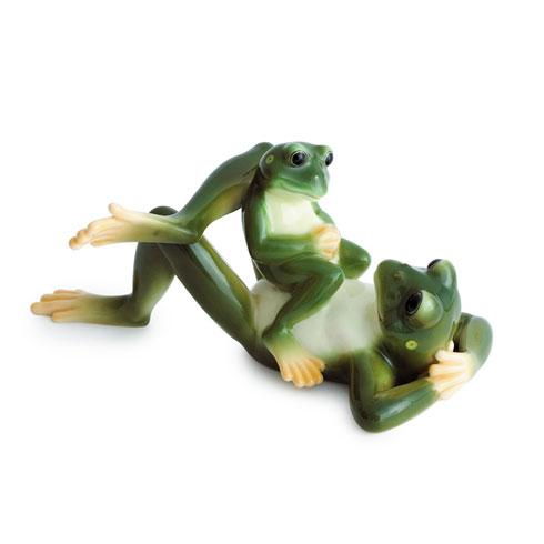 $160.00 Figurine, Father & Son
