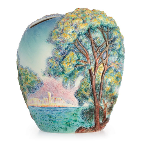 $1,514.00 Vase,  Morning at Antibes