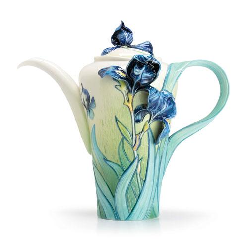 Teapot, Iris