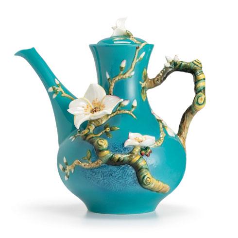 Teapot, Almond