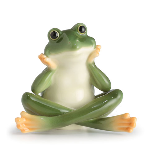 Frog collection with 7 products