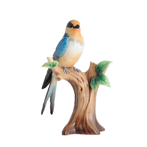 $224.00 Vase, Barn swallow