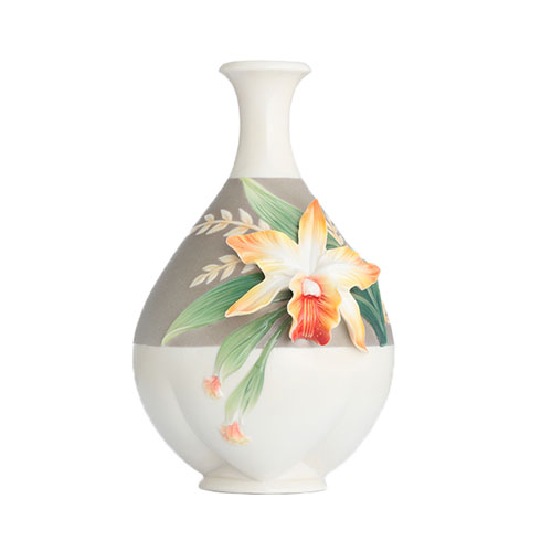 Vase, Cattleya Orchid small