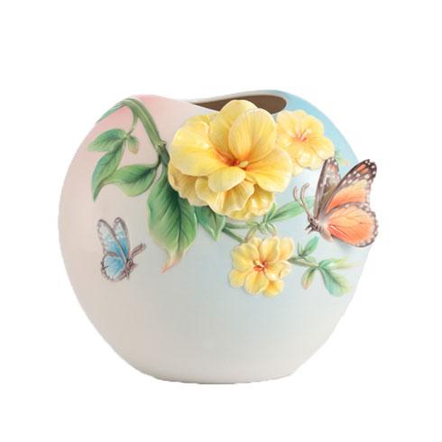 Vase, Jasmine