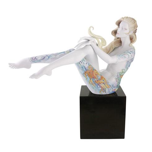 Figurine, Neptune's Garden