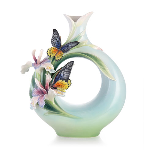 Vase, Birdwing Butterfly (LE)