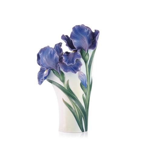Vase, Iris
