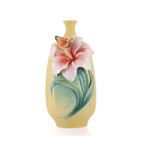 Vase, Lily